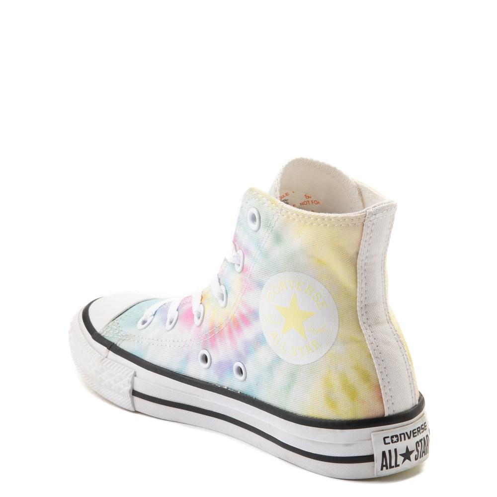 43e84a46c3e45c Converse Chuck Taylor All Star Hi Tie Dye Sneaker - Little Kid ...