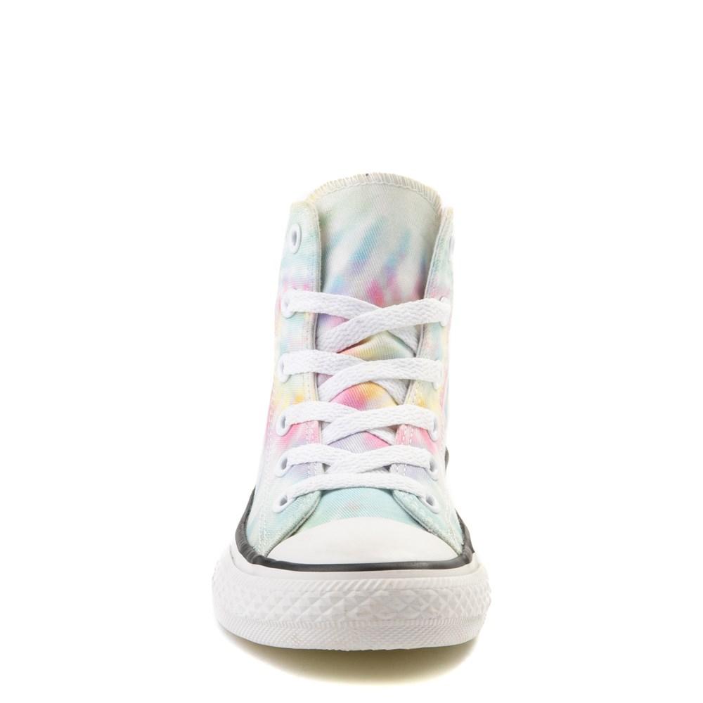 da8fbff0cc96 Converse Chuck Taylor All Star Hi Tie Dye Sneaker - Little Kid ...