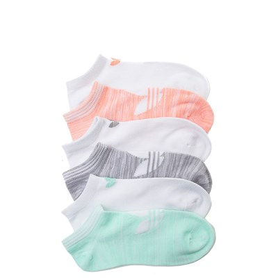 Womens adidas Low Cut Socks 6 Pack