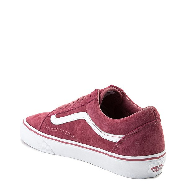 alternate view Vans Old Skool Premium Suede Skate Shoe - RoseALT2
