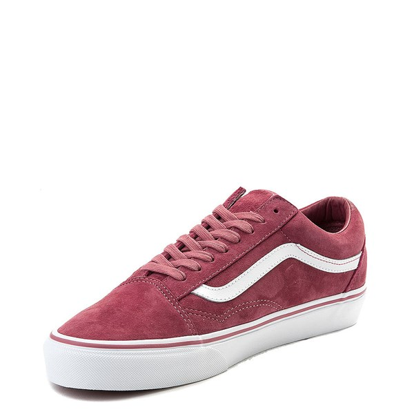 alternate view Vans Old Skool Premium Suede Skate Shoe - RoseALT3