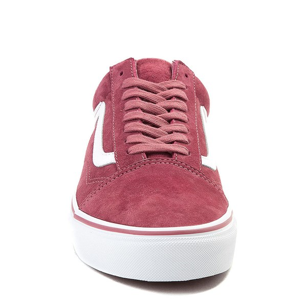 alternate view Vans Old Skool Premium Suede Skate Shoe - RoseALT4