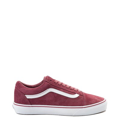 Main view of Vans Old Skool Premium Suede Skate Shoe - Rose
