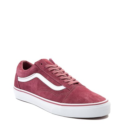 Alternate view of Vans Old Skool Premium Suede Skate Shoe - Rose