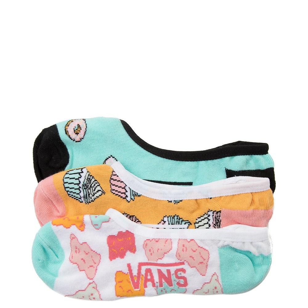 Womens Vans Sweets Liners 3 Pack