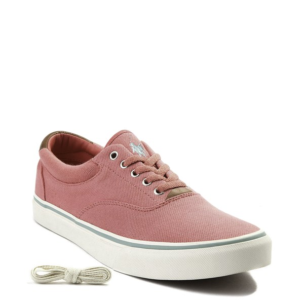 Alternate view of Mens Thorton Casual Shoe by Polo Ralph Lauren - Pink