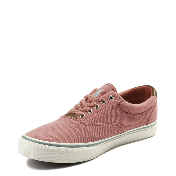 alternate view Mens Thorton Casual Shoe by Polo Ralph Lauren - PinkALT3