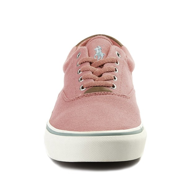 alternate view Mens Thorton Casual Shoe by Polo Ralph Lauren - PinkALT4