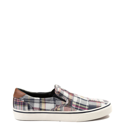 Mens Thompson Patchwork Slip On Casual Shoe by Polo Ralph Lauren
