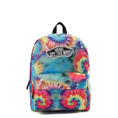 Main view of Vans Tie Dye Realm Backpack