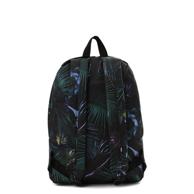 Alternate view of Vans Neon Palm Floral Old Skool Backpack