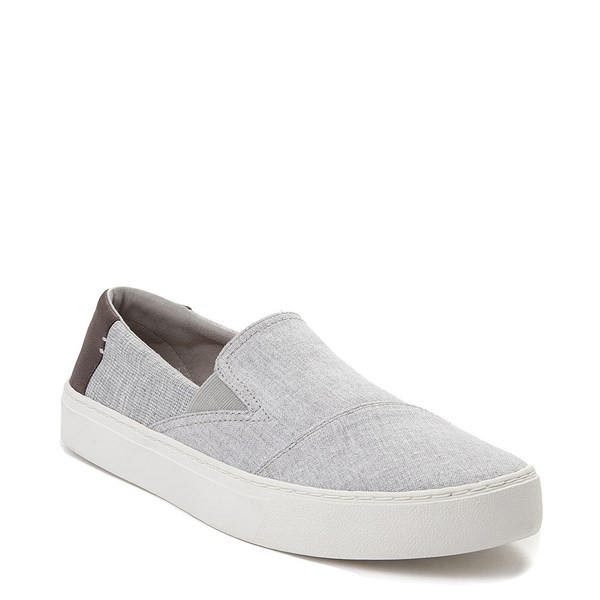 alternate view Mens TOMS Luca Slip On Casual ShoeALT1