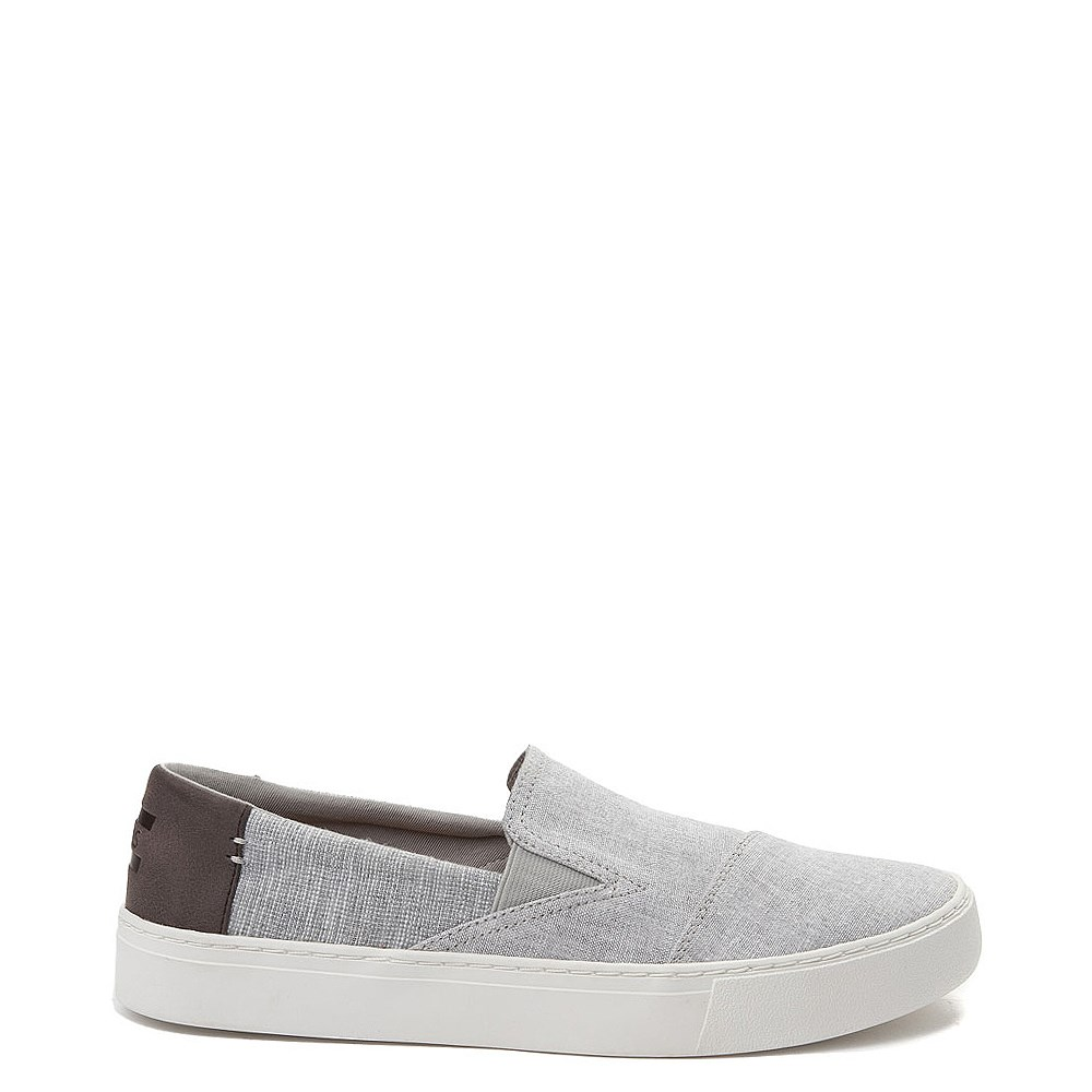 Mens TOMS Luca Slip On Casual Shoe