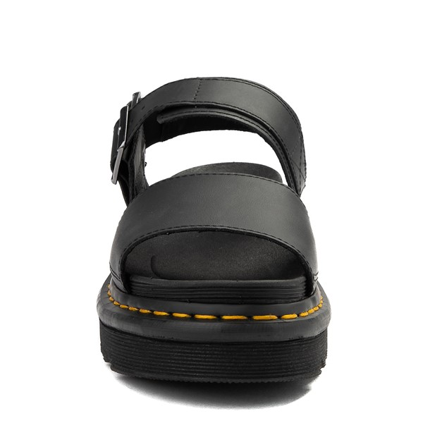 alternate view Womens Dr. Martens Voss Sandal - BlackALT4