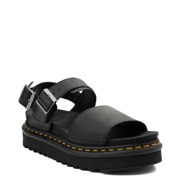 alternate view Womens Dr. Martens Voss Sandal - BlackALT5