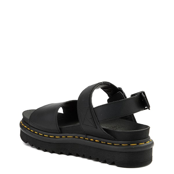 alternate view Womens Dr. Martens Voss Sandal - BlackALT2