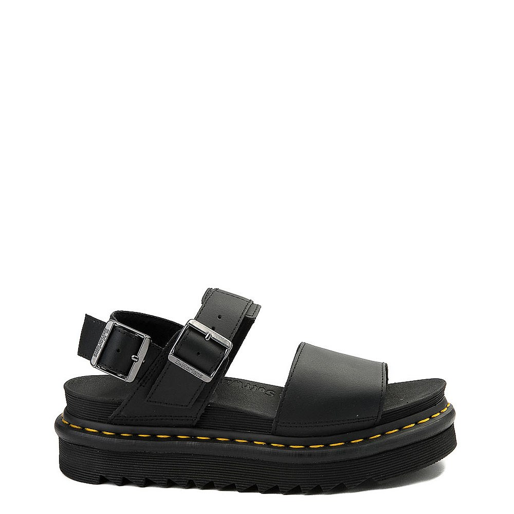 Womens Dr Martens Voss Sandal Black Journeys