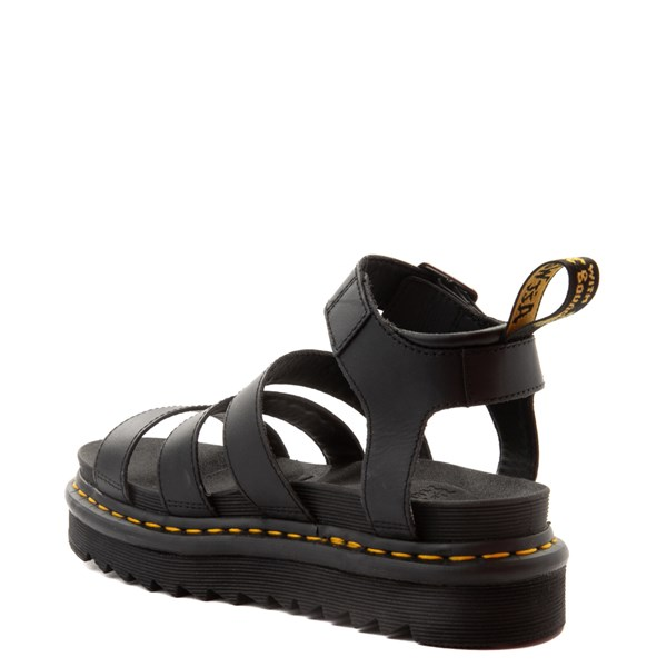 alternate view Womens Dr. Martens Blaire Sandal - BlackALT2