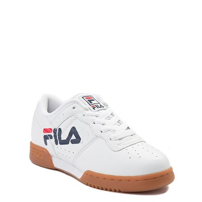 Alternate view of Tween Fila Original Fitness Athletic Shoe