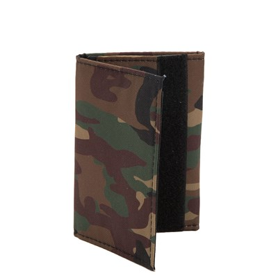 Main view of Trifold Camo Wallet