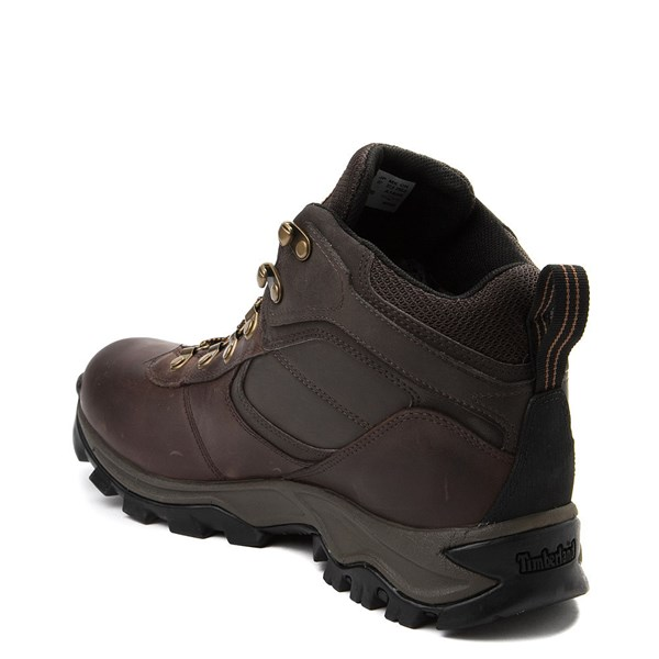 alternate view Mens Timberland Mt. Maddsen Hiker Boot - Dark BrownALT2