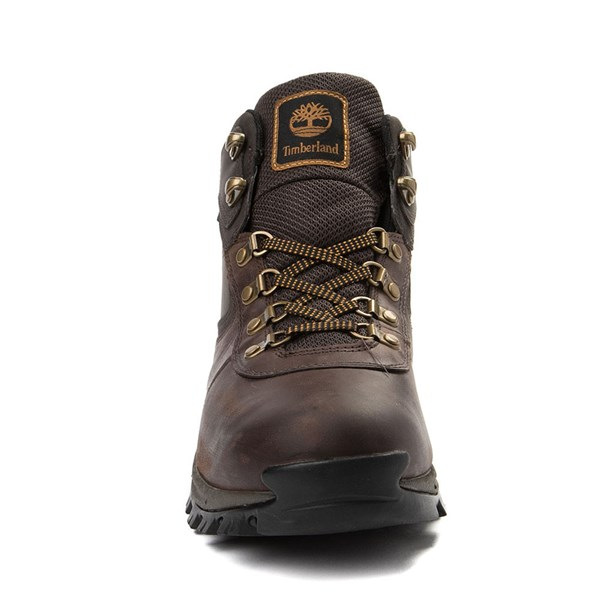 alternate view Mens Timberland Mt. Maddsen Hiker Boot - Dark BrownALT4