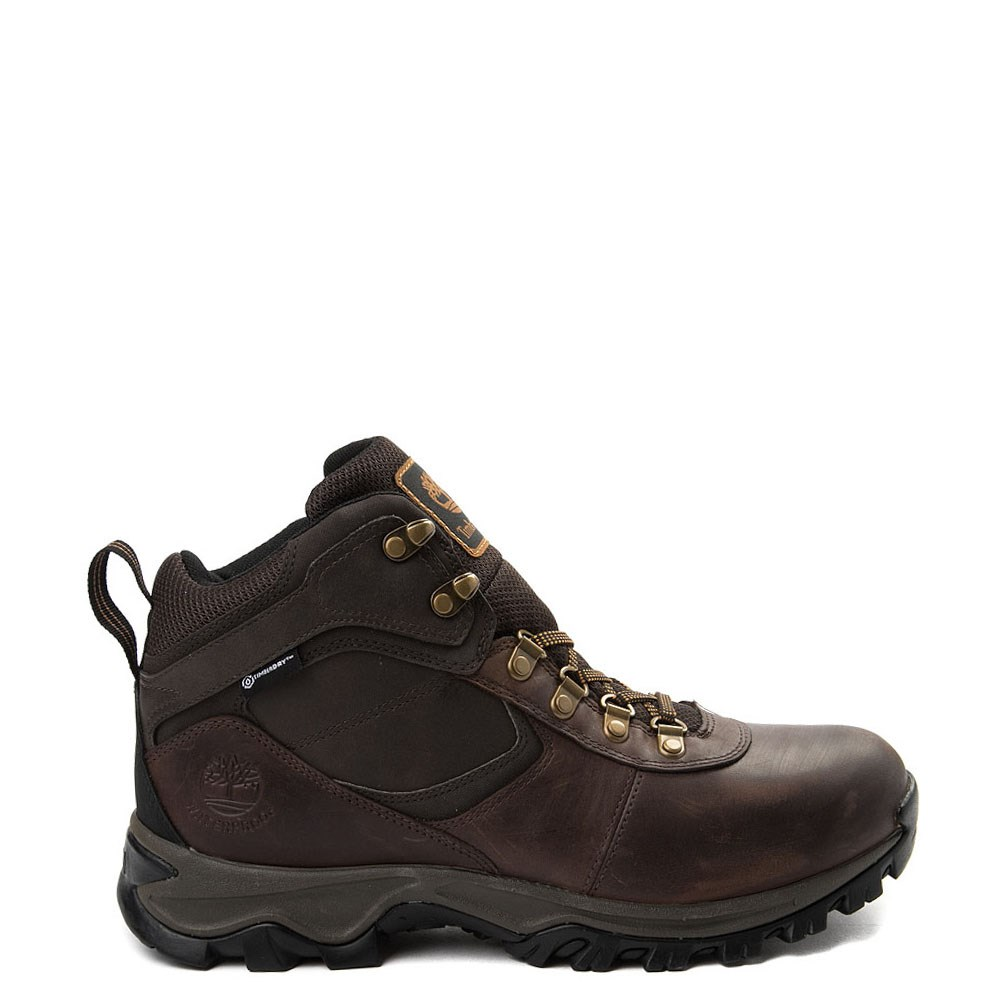 Mens Timberland Mt. Maddsen Hiker Boot - Dark Brown