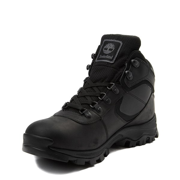 alternate view Mens Timberland Mt. Maddsen Hiker Boot - BlackALT3