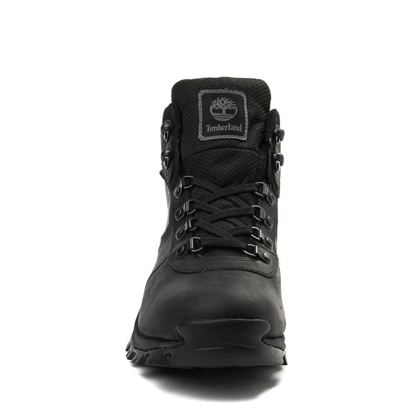 alternate view Mens Timberland Mt. Maddsen Hiker Boot - BlackALT4