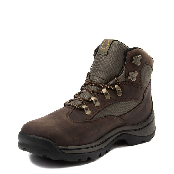 alternate view Mens Timberland Chocorua Trail Mid Hiker Boot - BrownALT3