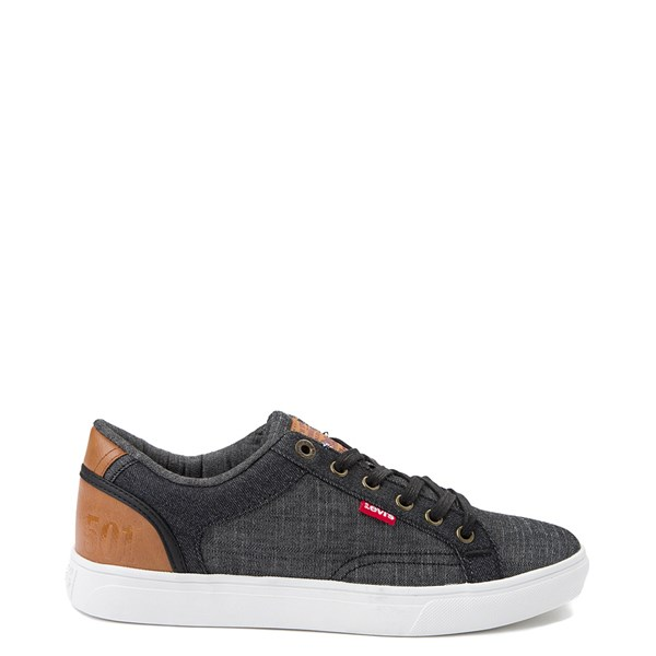 Mens Levi's 501® Jeffrey Casual Shoe - Black