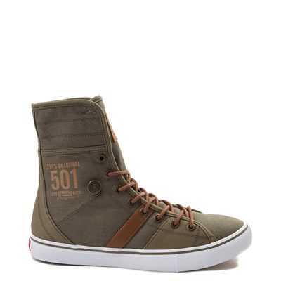 Mens Levi's 501® Fly Hi Casual Shoe
