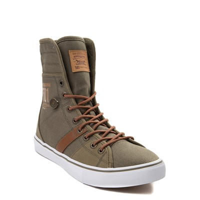 Alternate view of Mens Levi's 501® Fly Hi Casual Shoe