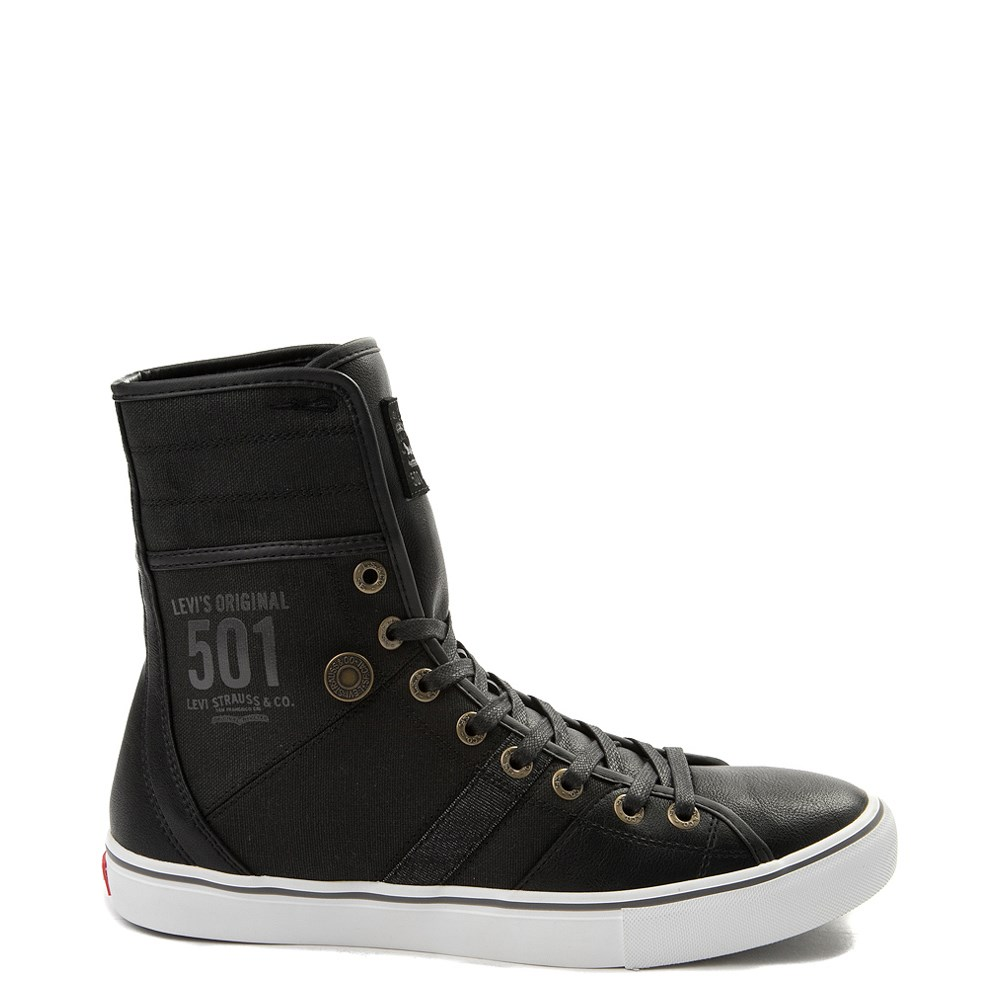 Mens Levi's 501® Fly Hi Casual Shoe