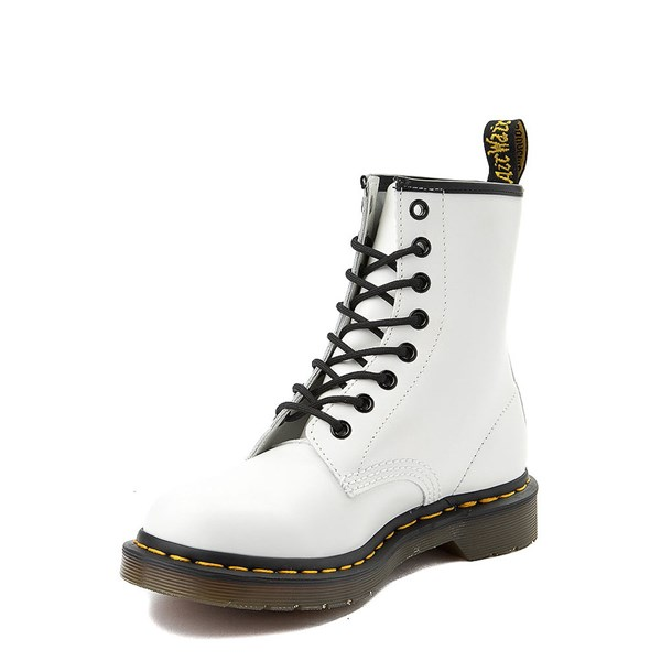 alternate view Womens Dr. Martens 1460 8-Eye BootALT3