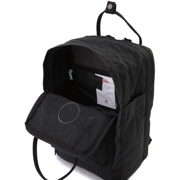 "alternate view Fjallraven Kanken 15"" Laptop Backpack - BlackALT3"
