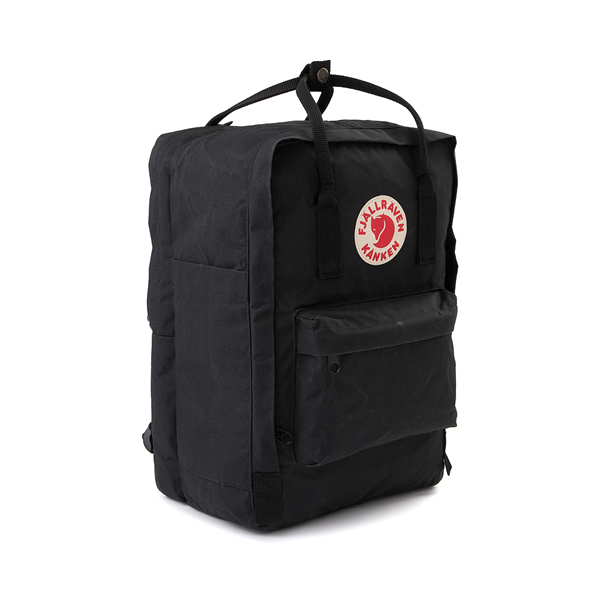 "alternate view Fjallraven Kanken 15"" Laptop Backpack - BlackALT4B"