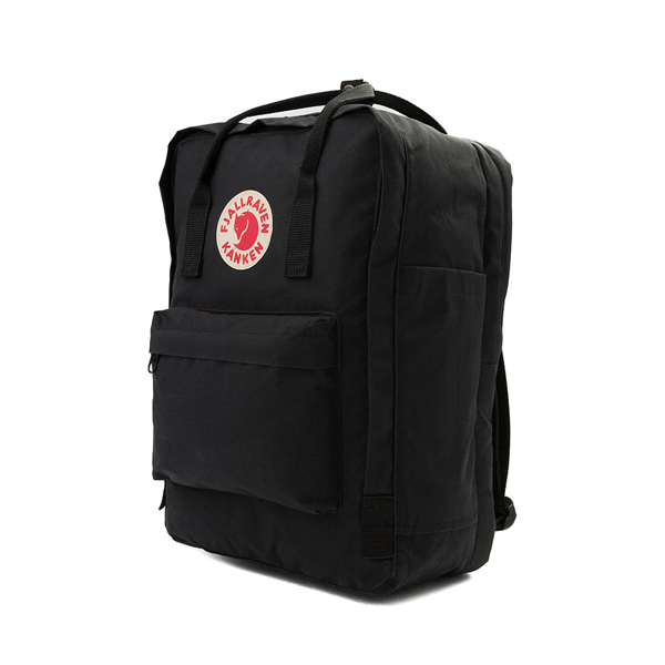 "alternate view Fjallraven Kanken 15"" Laptop Backpack - BlackALT2"