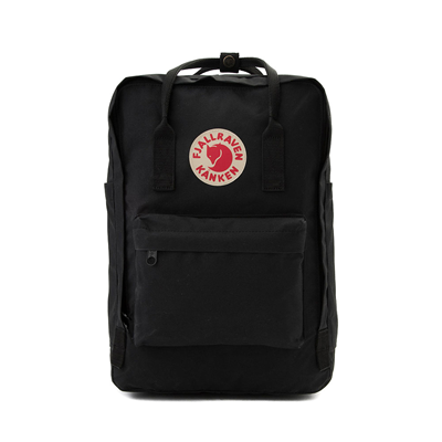 Main view of Fjallraven Kanken 15 Laptop Backpack - Black