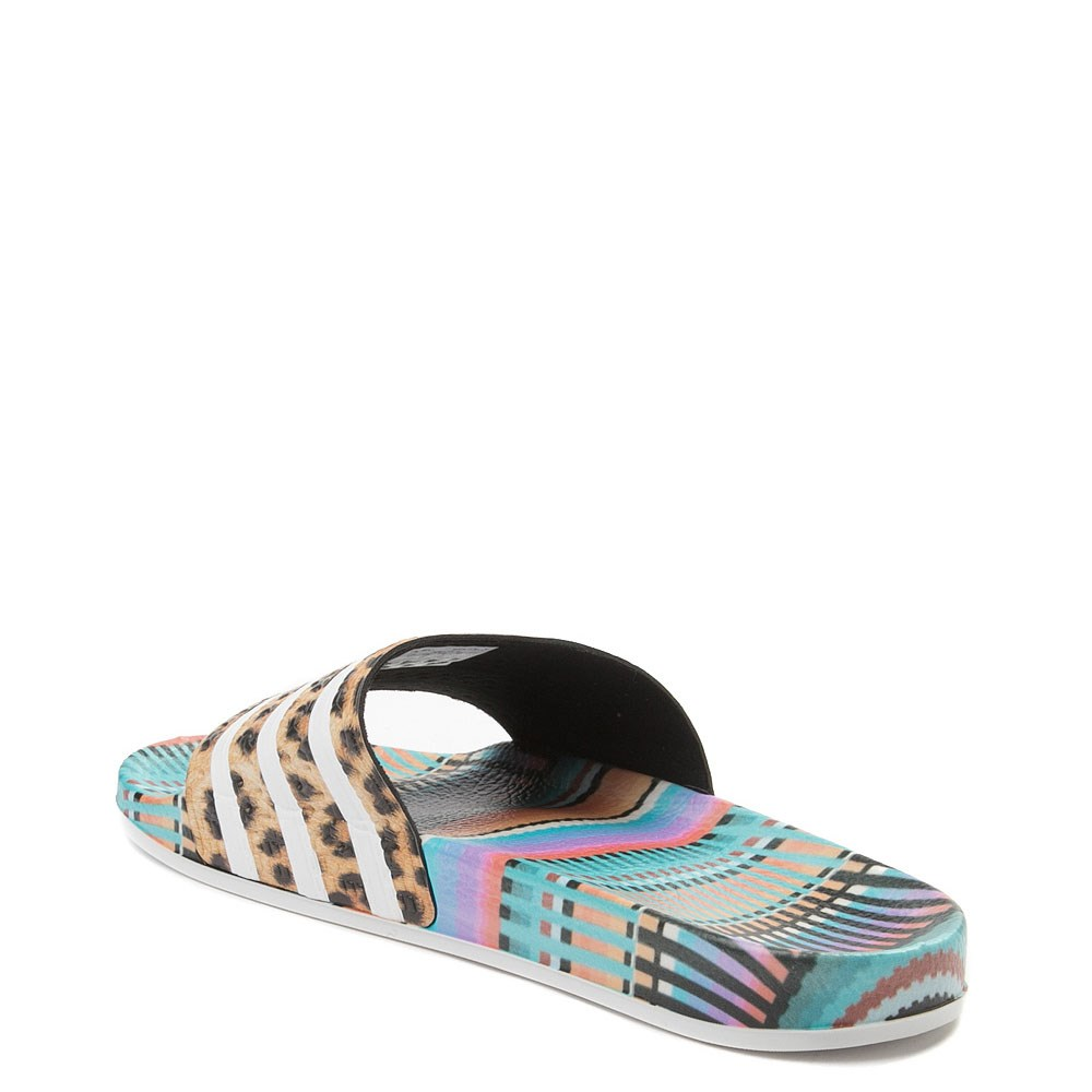 76169c7ffe67 Womens adidas x FARM Adilette Slide Sandal