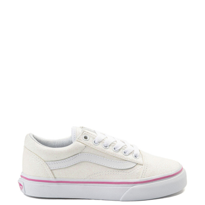 Youth/Tween Vans Old Skool Glitter Skate Shoe