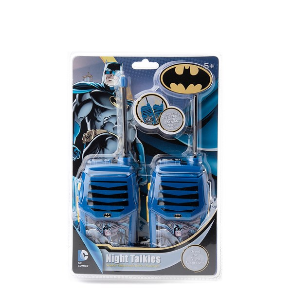alternate view Batman Walkie Talkie with Built-In FlashlightALT2