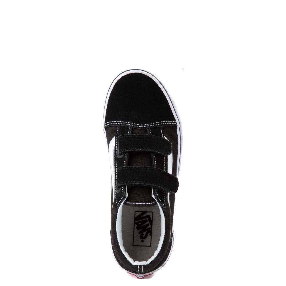 Vans Old Skool V Skate Shoe Little Kid Black