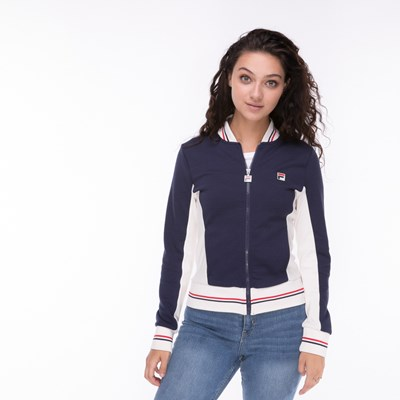 Main view of Womens Fila Settanta Track Jacket