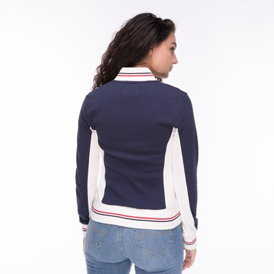 Alternate view of Womens Fila Settanta Track Jacket