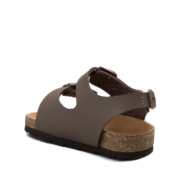 alternate view MIA Juniper Sandal - Baby / Toddler - MochaALT1