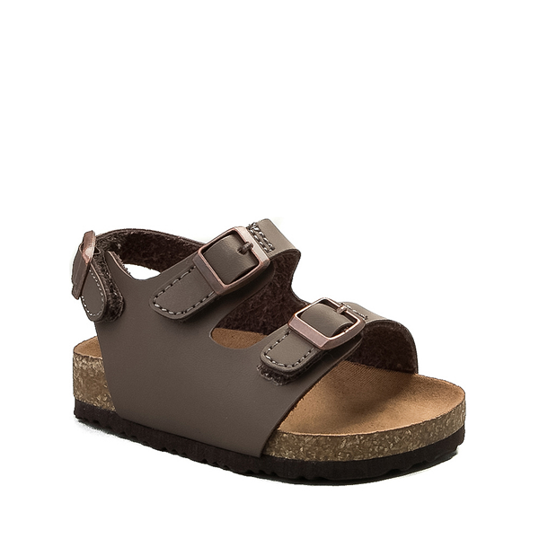 alternate view MIA Juniper Sandal - Baby / Toddler - MochaALT5