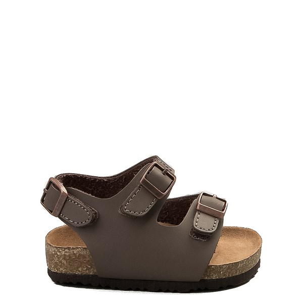 Main view of MIA Juniper Sandal - Baby / Toddler - Mocha