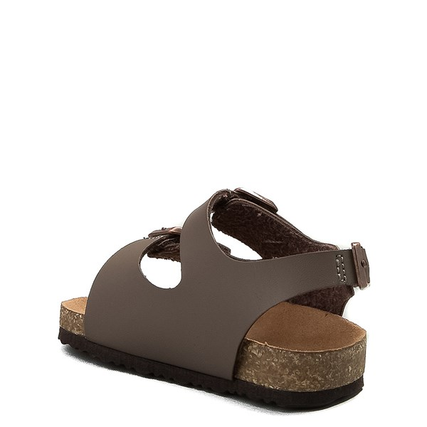 alternate view MIA Juniper Sandal - Baby / Toddler - MochaALT2