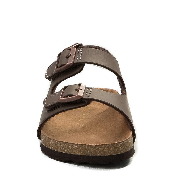 alternate view MIA Juniper Sandal - Baby / Toddler - MochaALT4